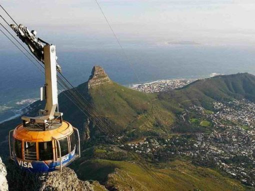 Half Day City and Table Mountain Tour