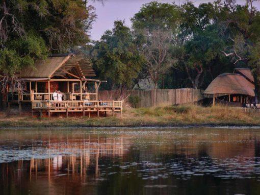 Belmond Eagle Island Lodge