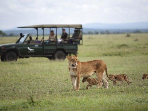 Tanzania & Kenya