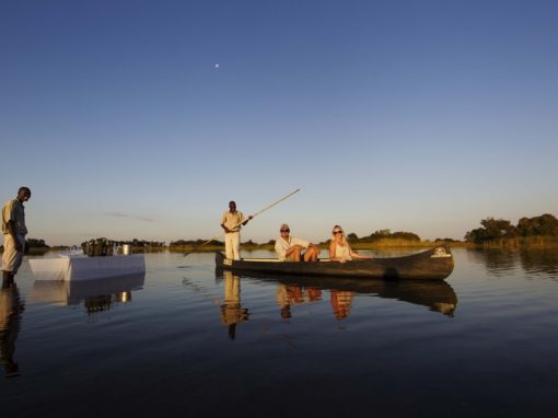 Luxury Romantic Botswana Honeymoon