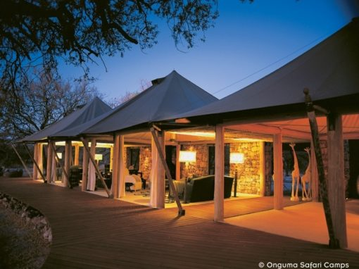 Onguma Tented Camp