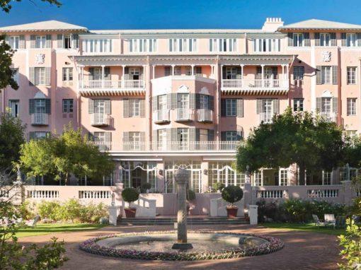 Mount Nelson Hotel – 5 Star