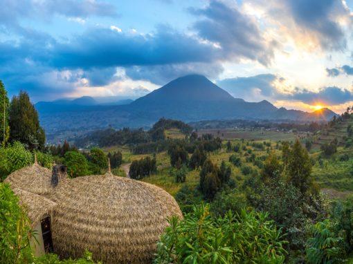 Bisate Lodge – Rwanda