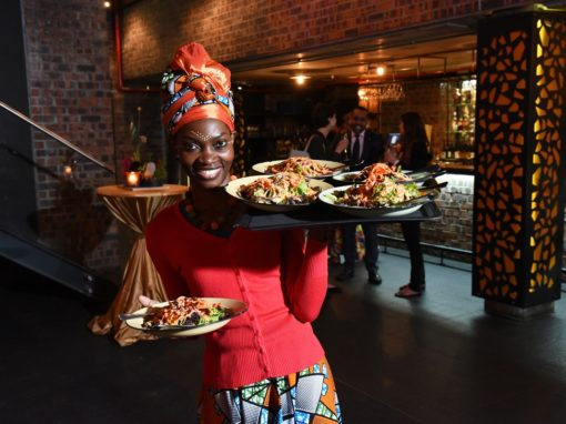 African Dinner Experience