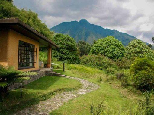 Sabyinyo Silverback Lodge – Rwanda