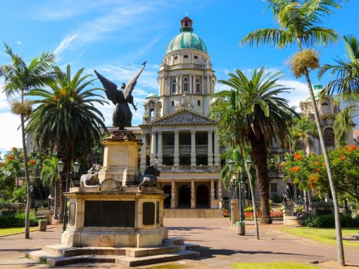Cape Town City Centre Walking Experience