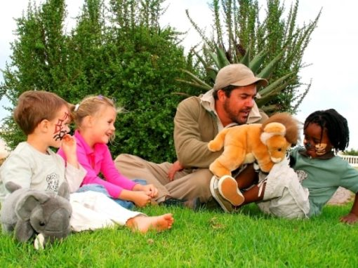 Child Friendly Game Lodges