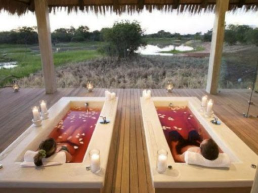 10 Best Spas on Safari in South Africa