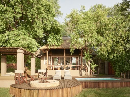 Sanctuary Chobe Chilwero Lodge