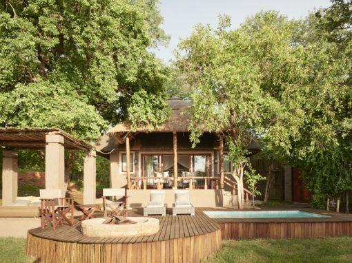 Sanctuary Chobe Chilwero Lodge