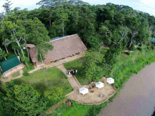 Ishasha Wilderness Tented Camp – Uganda