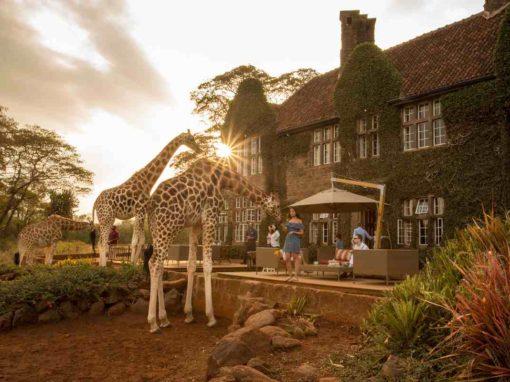 Giraffe Manor – Kenya