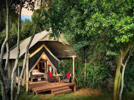 &Beyond Kichwa Tembo Tented Camp – Kenya