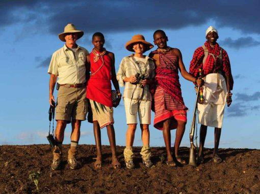 Karisia – 4 Night Tumaren Camp Based Safari