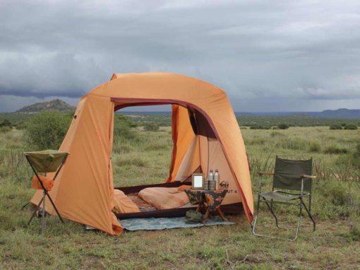 Karisia AirBnC Walking Safari Camp  – Kenya