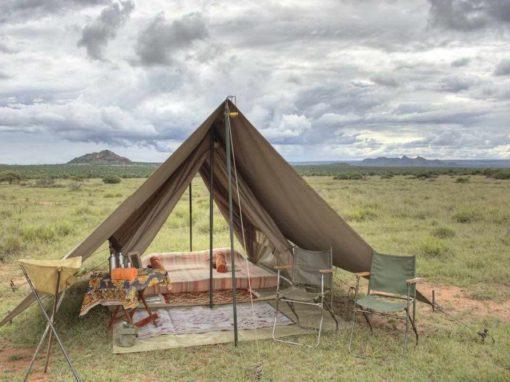 Karisia Luxury & Classic Walking Safari Camp  – Kenya