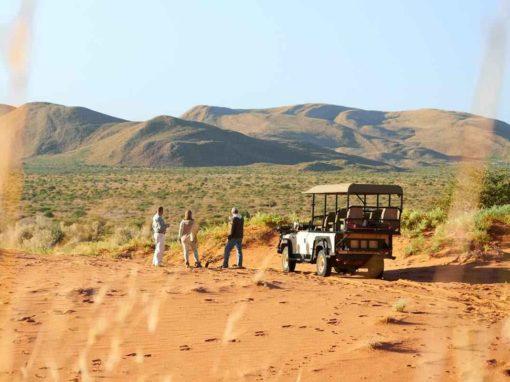 Tswalu Kalahari Adventure